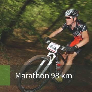 Marathon - 98km / +2.225hm