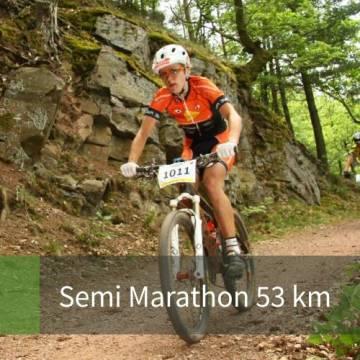 Semi Marathon - 53km
