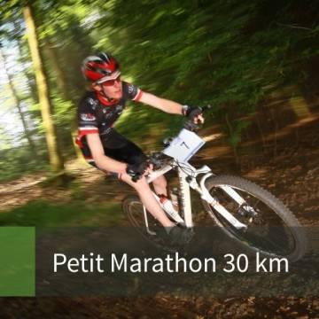 Petit Marathon - 30km / +650hm